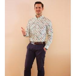 Karussel long sleeve shirt