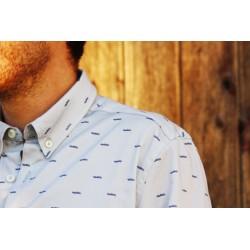 Parabolica long sleeve shirt